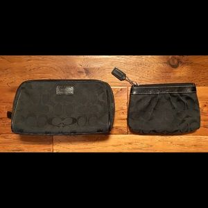 Two Coach Small Bags
